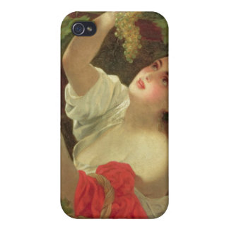 Italian Midday, 1831 iPhone 4/4S Cases
