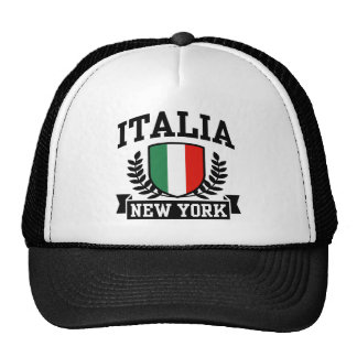 Italian New York Hat