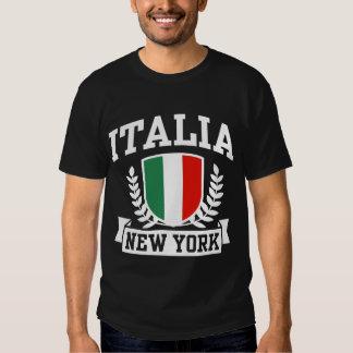 Italian New York Tee Shirt