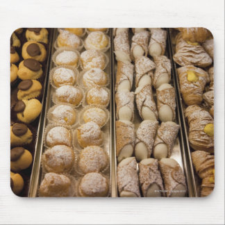 Italian pastries mouse mat
