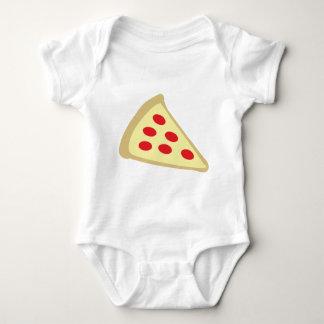 italian pizza baby bodysuit