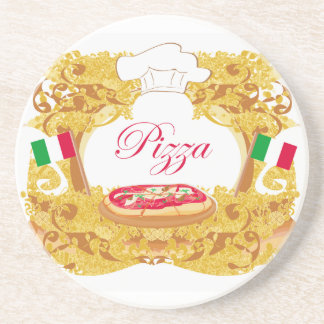 Italian pizza Coaster