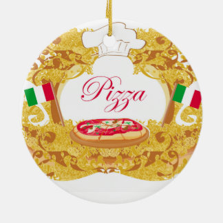 Italian pizza Decoration