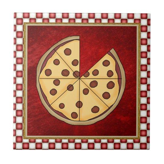 Italian Pizza Tile