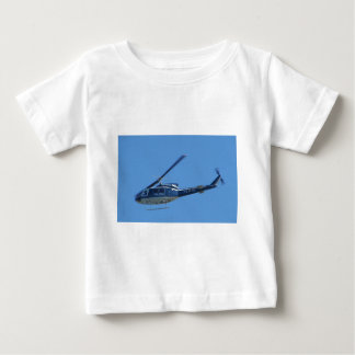 Italian Police helicopter. Baby T-Shirt