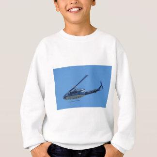 Italian Police helicopter. Sweatshirt