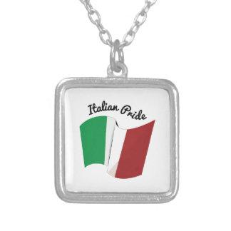 Italian Pride Necklace