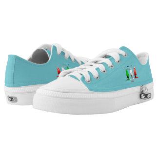 Italian Pride Tennis Shoe
