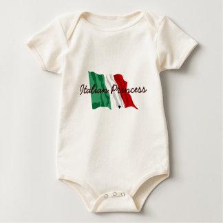 Italian Princess Baby Bodysuit