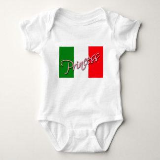 Italian Princess Baby Tee Shirts