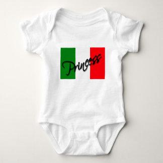 Italian Princess Baby T Shirts