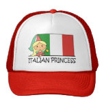Italian Princess Cap