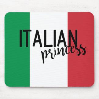Italian Princess Mouse Pad