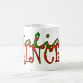 Italian Princess Coffee Mugs