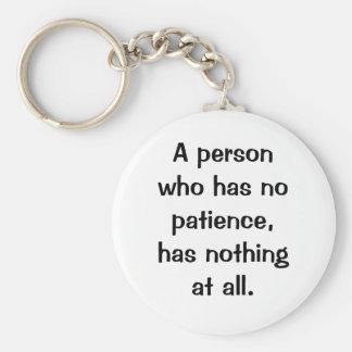 Italian Proverb Keychain No. 62