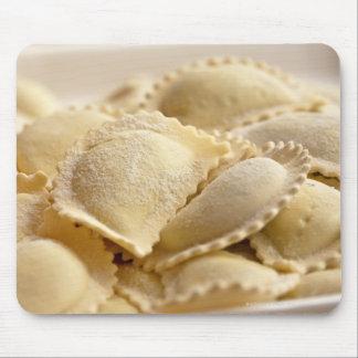 italian ravioli mouse mat