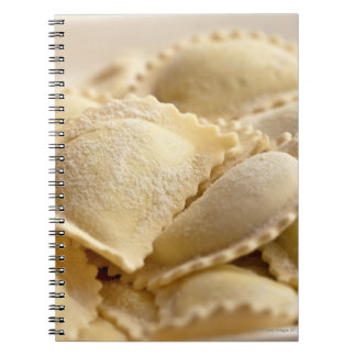 italian ravioli notebooks