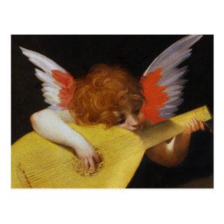 Italian Renaissance Angel Postcard