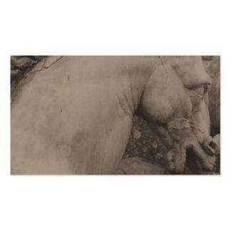 Italian Renaissance Horse Business Cards