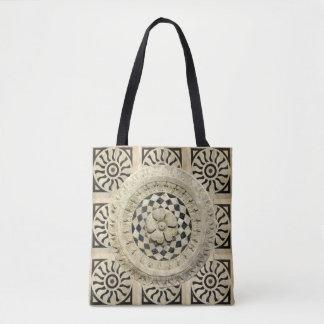 Italian Renaissance Marble Decoration Tote Bag