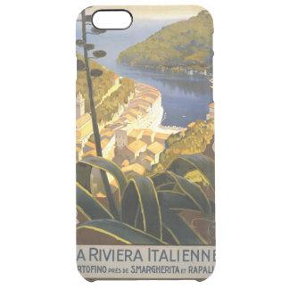 Italian Riviera vintage travel cases