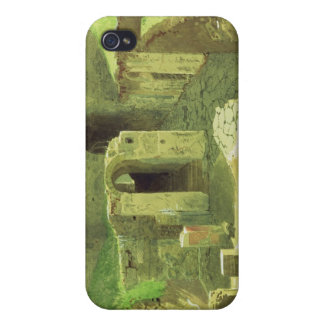 Italian Ruins, 1876 iPhone 4 Cover