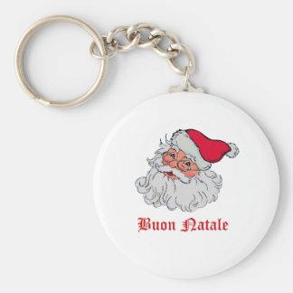 Italian Santa Claus #2 Key Chains