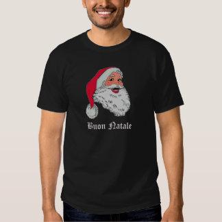 Italian Santa Claus Tee Shirt