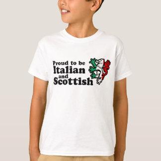 Italian Scottish Tee Shirt