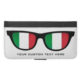 Italian Shades custom wallet cases
