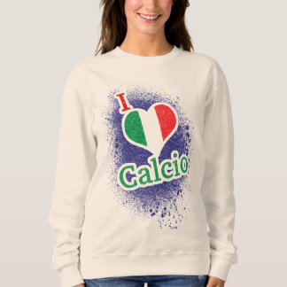 Italian Soccer Calcio Football Sweatshirt