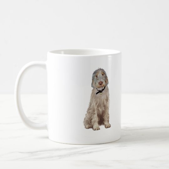Italian Spinone (A) - Wheaten Coffee Mug