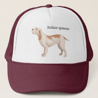Italian Spinone hat