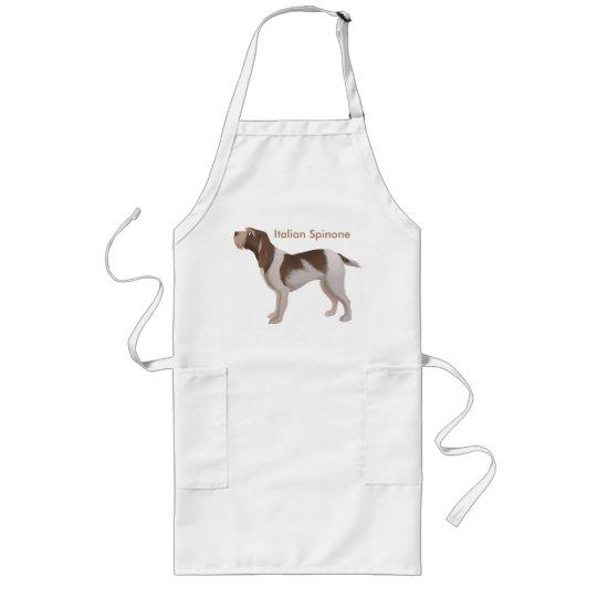 Italian Spinone long apron