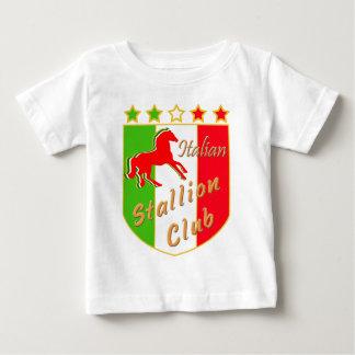 Italian Stallion Club Crest T Shirt