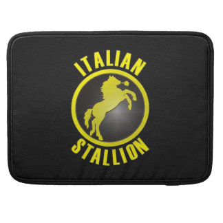 Italian Stallion Rickshaw Maxbook Pro Flap Sleeve Sleeves For MacBook Pro