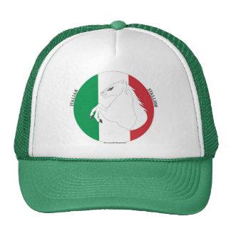 Italian Stallion Style #1/Green Trucker Hat