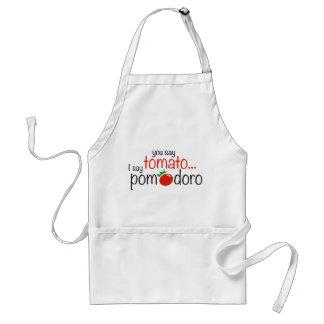 Italian Tomato Pomodoro Apron