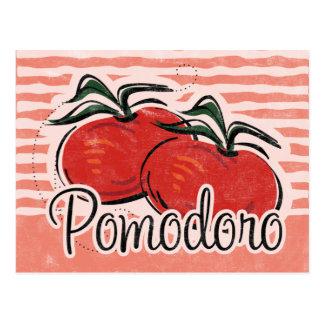 Italian Tomato Recipe Card