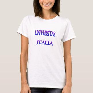 Italian Univ (1) T-Shirt