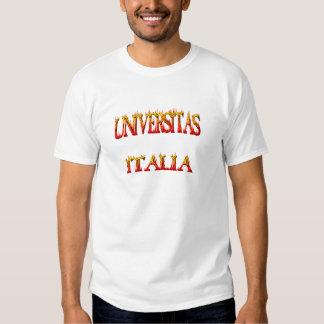 Italian Univ Tee Shirts