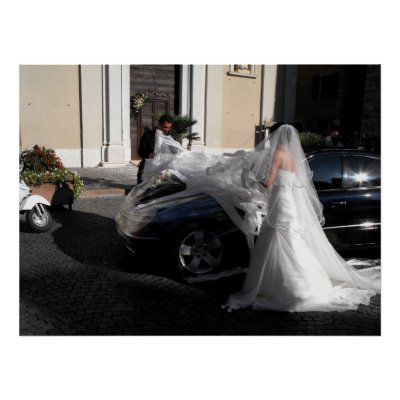 Italian Wedding Photos on Italian Wedding Print Zazzle Co Uk