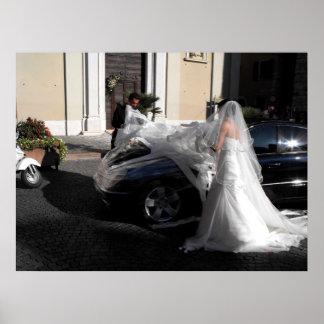 Italian Wedding Print