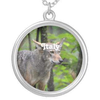 Italian Wolf Jewelry