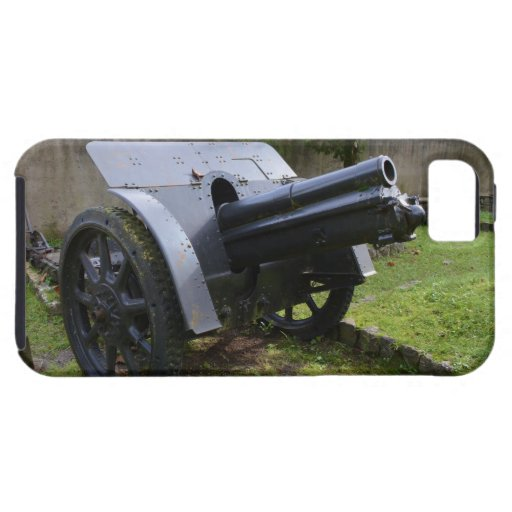 Italian World War Two Howitzer iPhone 5 Cover