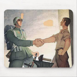 Italian WWII Mouse Pad 1