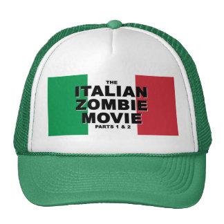 Italian Zombie Movie - Fan Cap