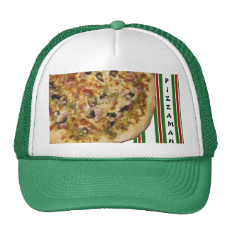 Italiano, PIZZA MAN Cap