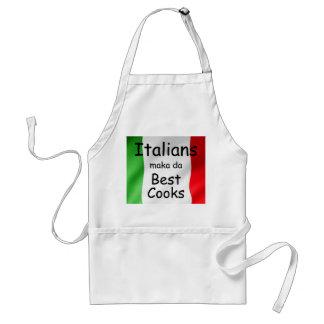 Italians Maka Da Best Cooks Apron