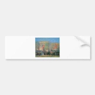 Italo-American Celebration, Washington Square Bumper Sticker